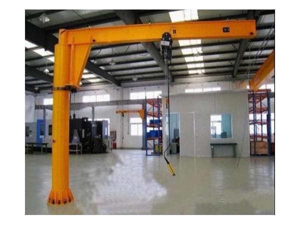 悬臂吊吊装物件怎么会跌落?