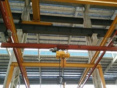KPK柔性组合式悬挂起重机