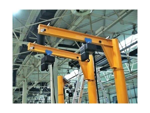 悬臂吊钩的维修与检修及实际操作常见问题