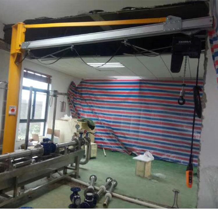 铝轨电动悬臂吊