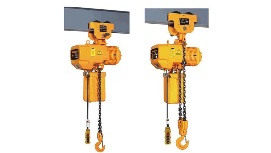 豪鋼HAGA電動環鏈葫蘆